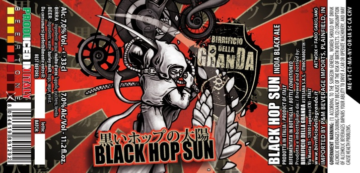 BlackHopSun e